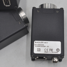 BASLER A641f industrial CCD monochrome camera network port
