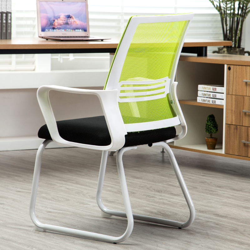 Computer Chair Home Office Chair Bow Chair Mesh Conference Chair Mahjong Chair Four-legged Chair Chess Room Chair Student Chair