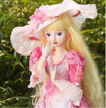 Dolls Joints Toys Model Princess Toys for Kids