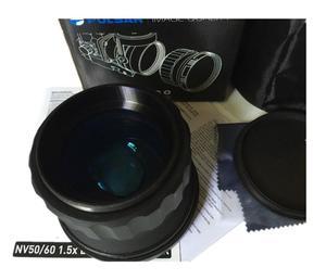 Image 2 - パルサー79097 NV60 1.5xレンズコンバータパルサーnv 60ミリメートルで使用パルサーナイトビジョンriflescopesと60ミリメートル対物レンズ