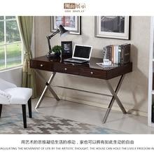 Mesa Escritorio de oficina деревянный офисный стол recibidor de entrada mueble стол для учебы escrivaninha biurko scrivano+ стул