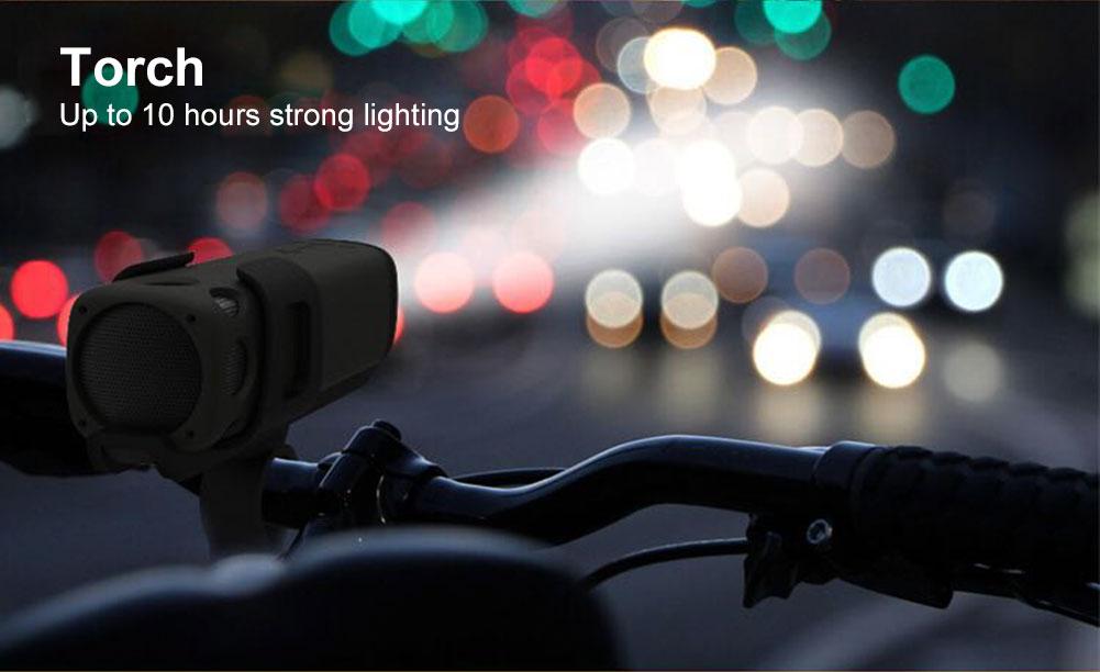 Link-face portátil alto-falante bluetooth mini iluminação ao