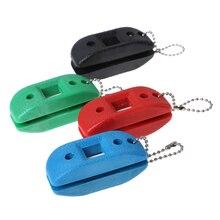 Shoe Sharpener Sandstone Ice-Skate Blade Portable with Hanging-Storage-Bag Double-Side