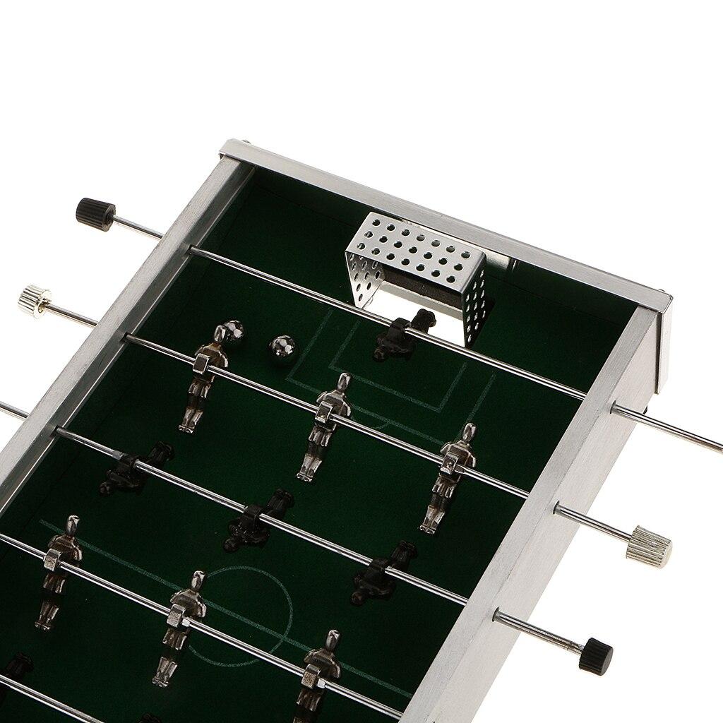 Mini Table Football Game Soccer Children Toy Metal Foosball Children Gift