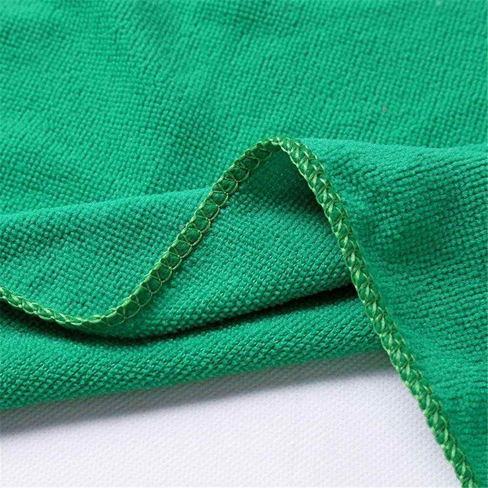 25*25cm Microfiber Towel Hand Towel Cleaning Auto Soft Cloths Detailing Small Duster Cleaning Wash Towel Car Square J6H7