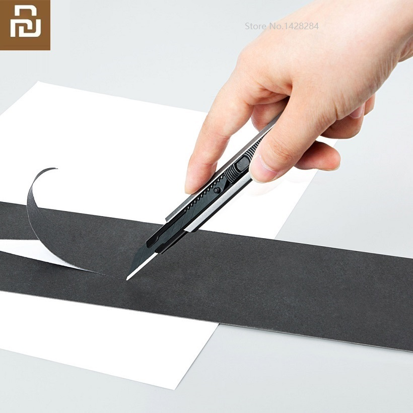 Youpin Fizz Utility Knife Letter Openers Utility Knife Paper And Office Knife Cutter Knife Stationery School Tools Paper Cutter