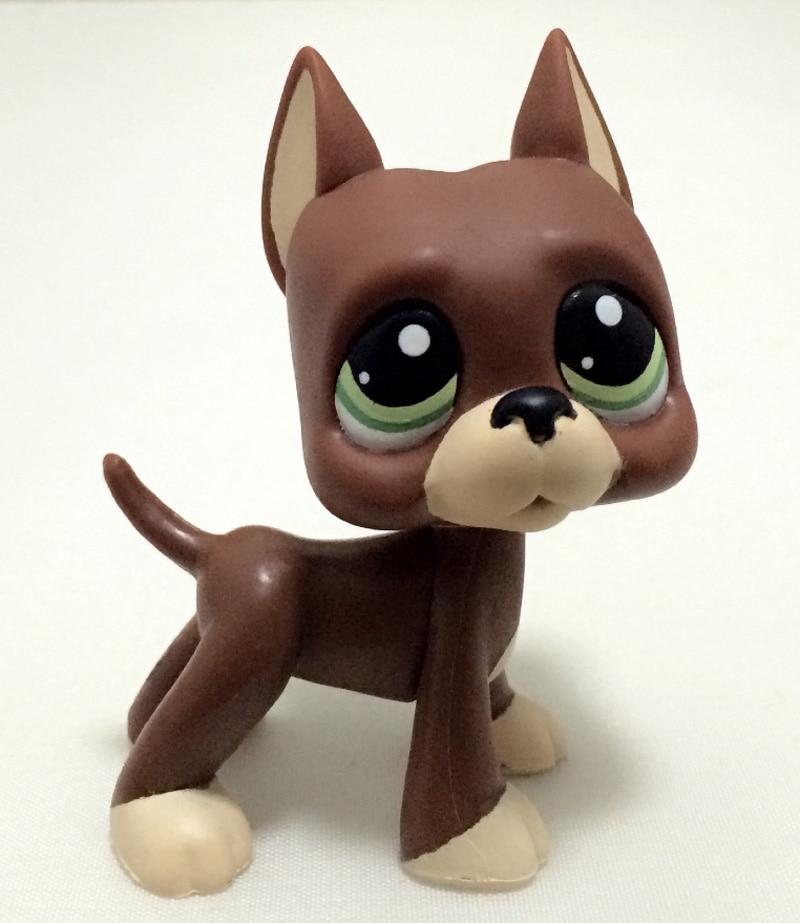 Real Lps Smallest Pet Shop Toy Model Dog Shorthair Pink Cat Shepherd Shepherd Dog Child Children Christmas Gift Free Shipping