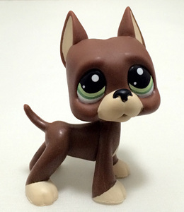 Real lps smallest pet shop toy model dog shorthair pink cat shepherd shepherd dog child children christmas gift free shipping(China)