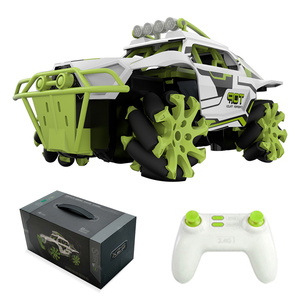 2020 New RC Car High Speed Sports Car Remote Control Off Road Vehicle 360 Degree Drift Four Wheel Drive Toy Car(China)