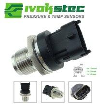 Capteur de pression de Rail de carburant commun, pour KIA Sorento I Hyundai 2.5 CRDi Mitsubishi 314004A010 0281002908 0281002568