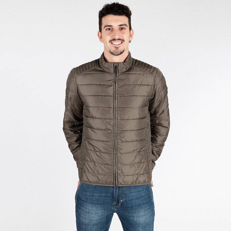 X-cape Jacket Quilted Men-mud
