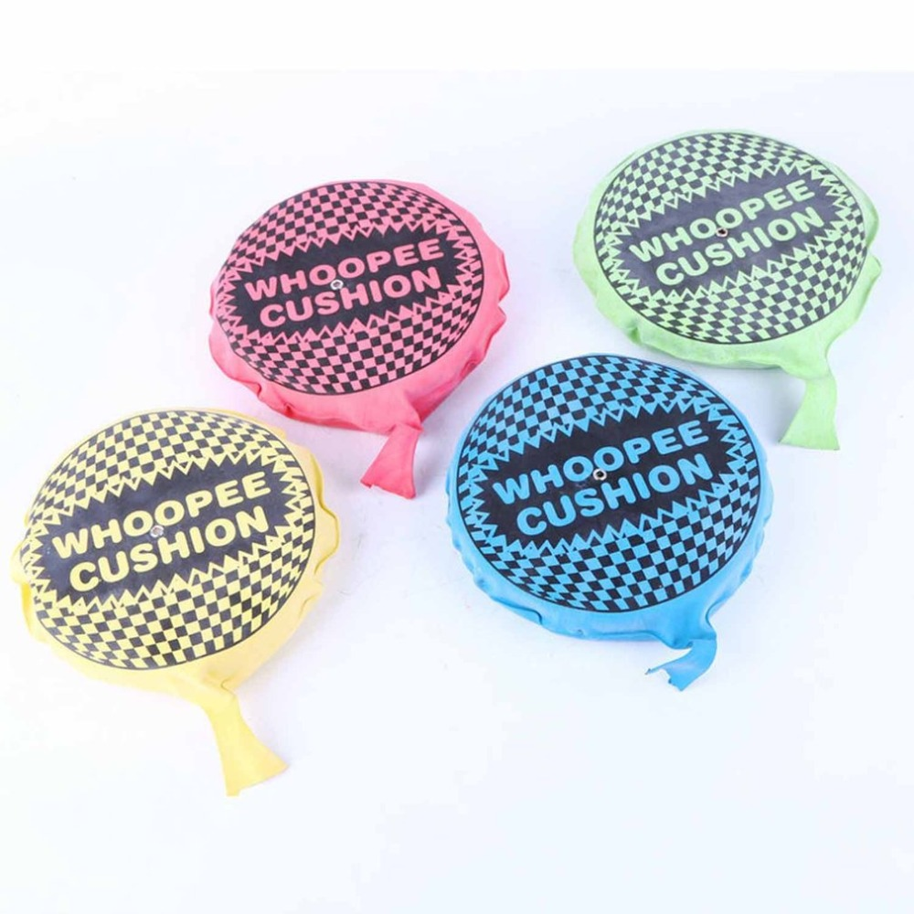 Fun Prank Gag Toys Whoopee Cushion Jokes Gags Pranks Maker Tricks Funny Toys For Child Fart Pad Pillow Perdushka Kids For Fun