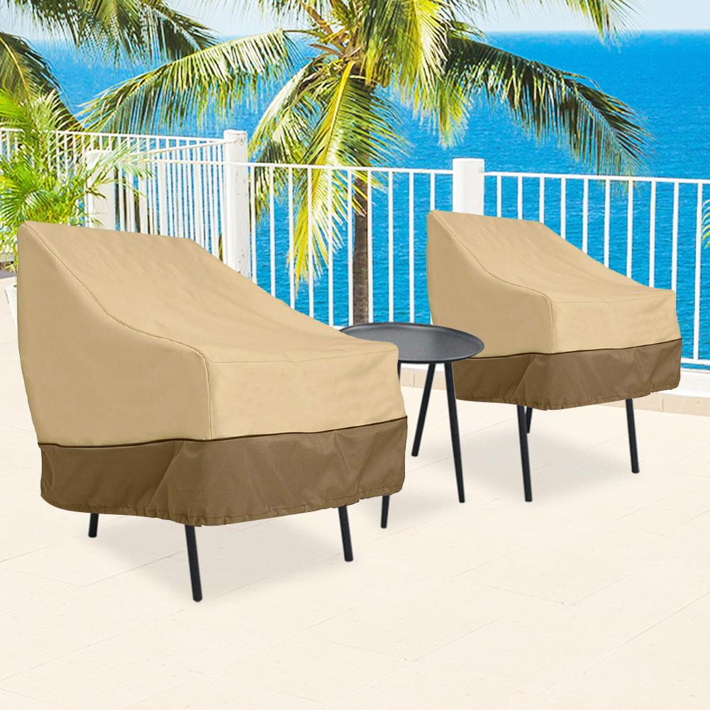 Waterproof Outdoor Patio Garden Furniture Rain Snow Chair Covers For Table  Chair Housse De Chaise Sofa Set Protection Cat Shelter Shelter Homes From  ...