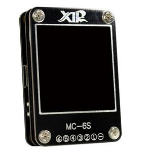 Image 5 - MC 6S 1 6S Lipo pil voltaj denetleyicisi alıcı sinyal test cihazı kontrol S Bus PPM PWM ve DSM uydular alıcı