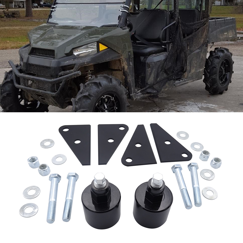 Front and Rear 2 inches Lift Kit Suspension Set For 2002-2008 <font><b>Polaris</b></font> 500 and <font><b>Polaris</b></font> Ranger <font><b>700</b></font> Models image