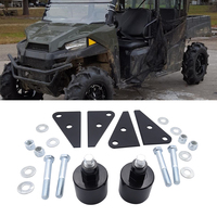 Front and Rear 2 inches Lift Kit Suspension Set For 2002 2008 Polaris 500 and Polaris Ranger 700 Models