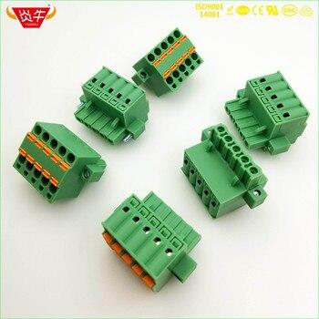 KF2EDGKDHM 5.0 2P ~ 12P PCB CONNECTOR PLUG-IN TERMINAL BlOCK 2EDGKDHM 5.0mm 2PIN ~ 12PIN TFKC 2,5 STF PHOENIX CONTACT DEGSON