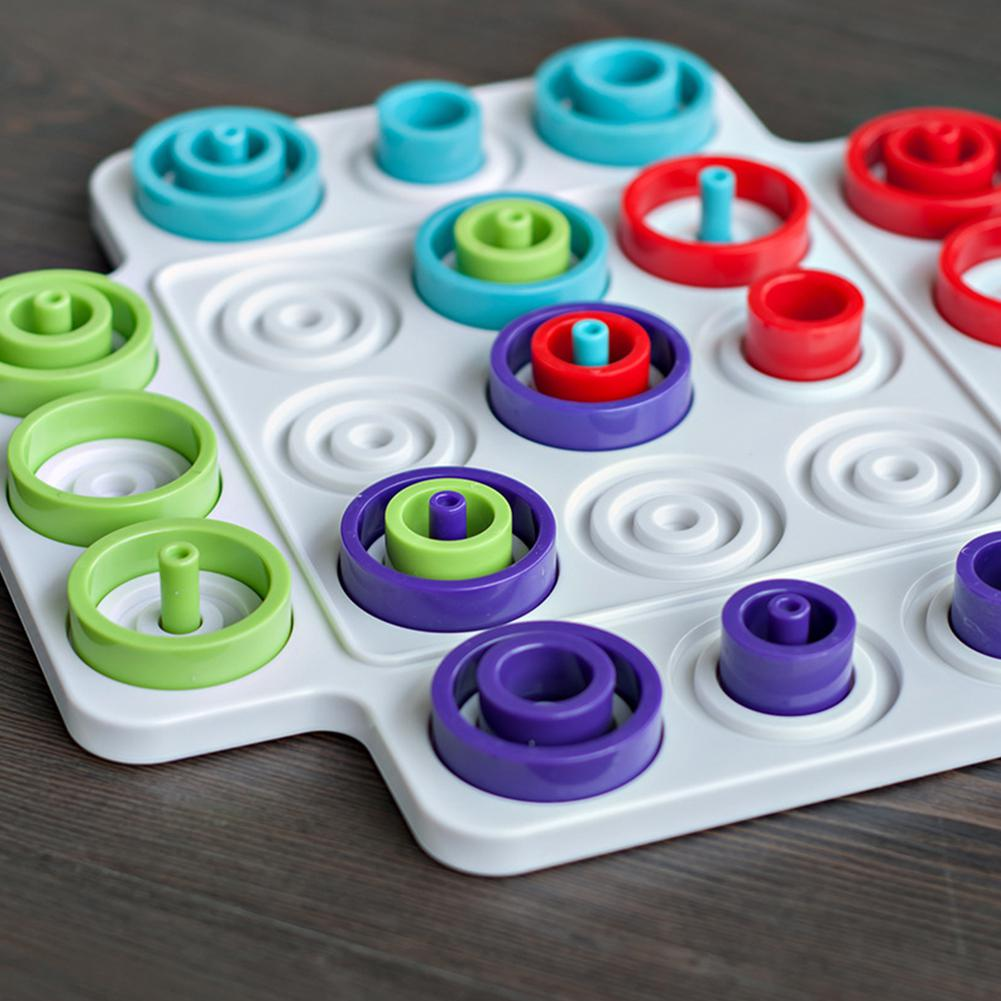 Kuulee Ferrule Parent-child Interactive Puzzle Educational Board Game Training Toy