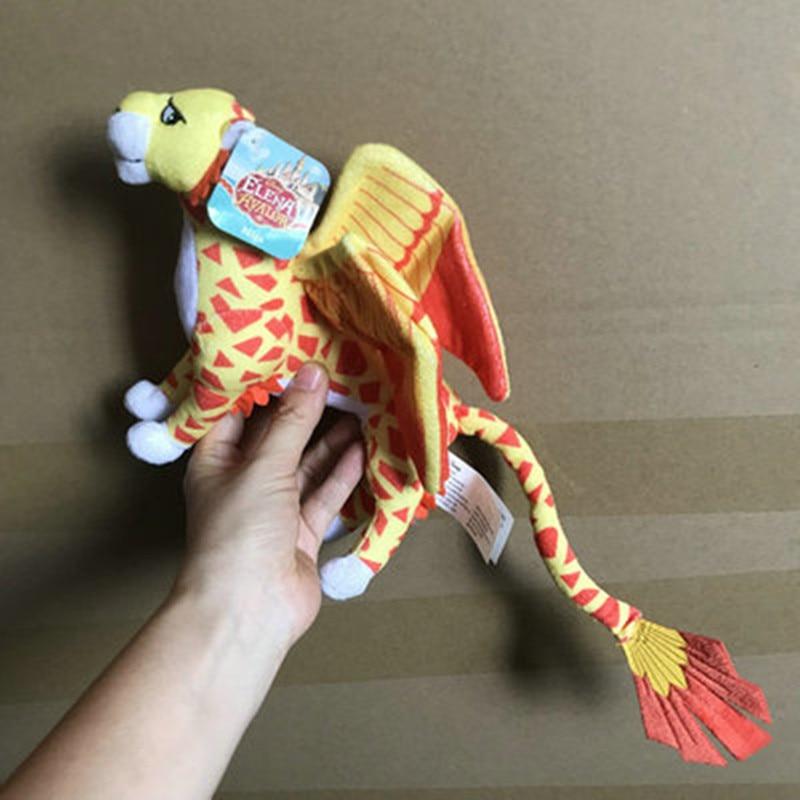 Disney elena de avalor princesa mingo zoom estrella skylar jaguar luna joaquin pelúcia bonecas de brinquedo de pelúcia presente do bebê