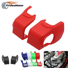 ProfesMotor - Racing Lower Front Fork Leg Shoes Cover Guard Protector For BETA RR RACING RC 4T 350-480 20-21 And RC 2T 125-390