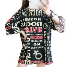 Новый топ с короткими рукавами женская футболка свободного кроя