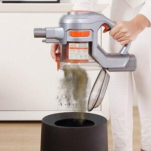 Ручной пылесос EASINE от ILIFE H55, 10500 па, Мощное всасывание, беспроводной аспиратор 35 минут работы|Пылесосы|   | АлиЭкспресс