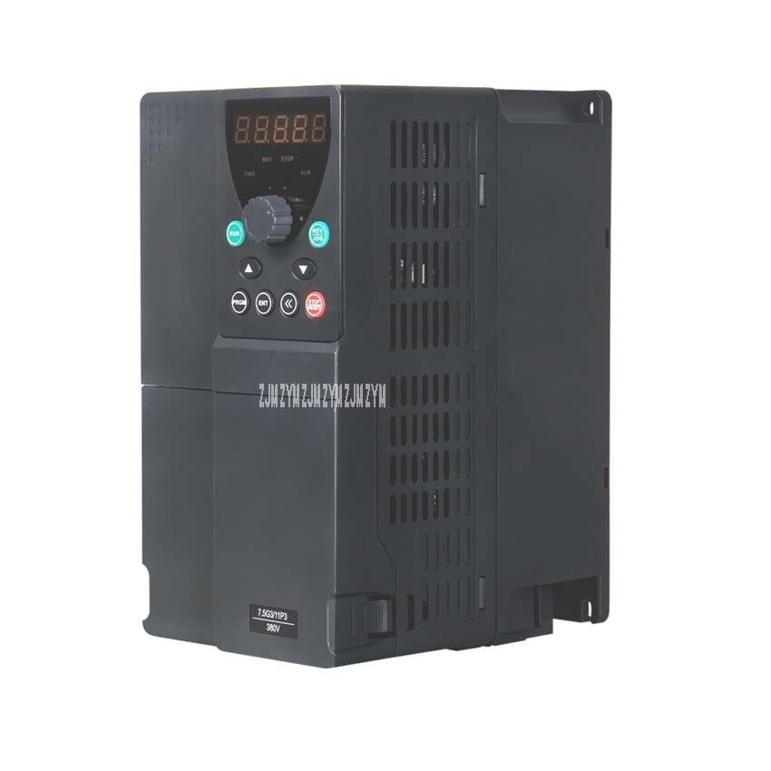 PV500 0075G3 Photovoltaik Pumpe Inverter Variable Frequenz Konverter Pv Wasserpumpe Inverter Solar Inverter 7.5KW 220 V/380 V