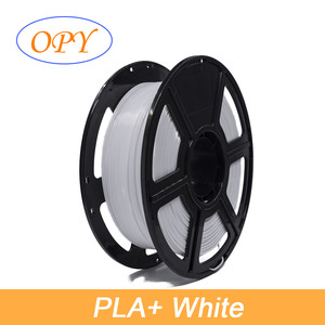 Image 3 - Lueur dans le Filament sombre Pla matériel 3D plastique 1.75mm imprimante lumineux marbre bois Noctilucent 1Kg