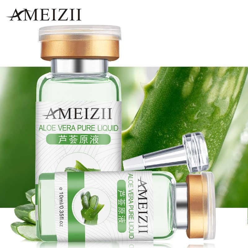 Aloe Natural Rosto Colágeno Ácido Hialurônico Soro Anti Rugas de Envelhecimento em Protetor Solar Facial TSLM2 rico em Vitamina Essência do Cuidado Da Pele