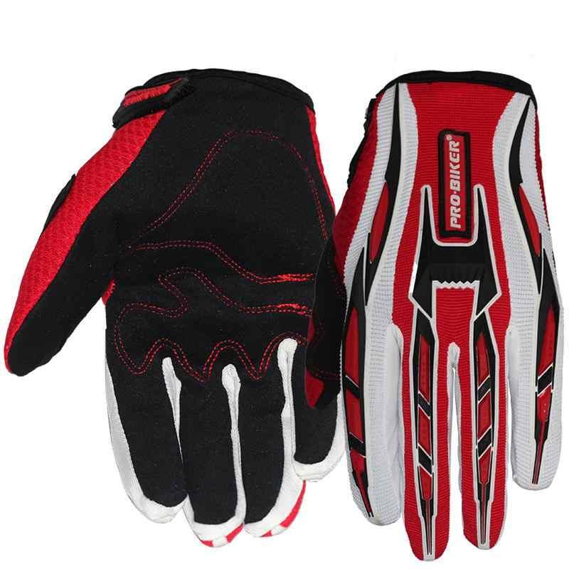 Мотоциклетные перчатки полный палец мотокросса гонки грязи внедорожник мотовездеход езда скутер Guantes мотоциклетные байкерские перчатки CE-01 горячая распродажа