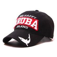Бейсболка с надписью «Куба» для взрослых мужская и женская модная