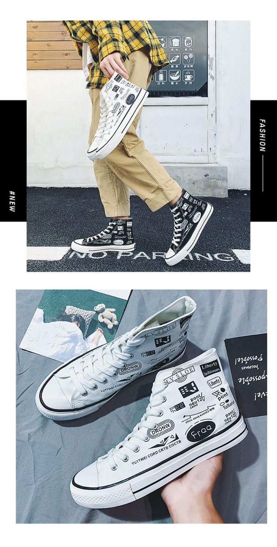 rendas-up alta superior outono sapatos de lona