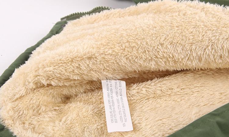 Benemaker Children Winter Outdoor Fleece Jackets For Boys Clothing Hooded Warm Outerwear Windbreaker Baby Kids Thin Coats YJ023 29