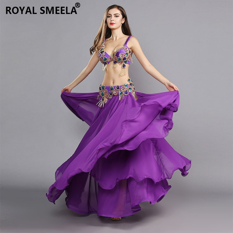 Outfit Dance Belly 3pcs