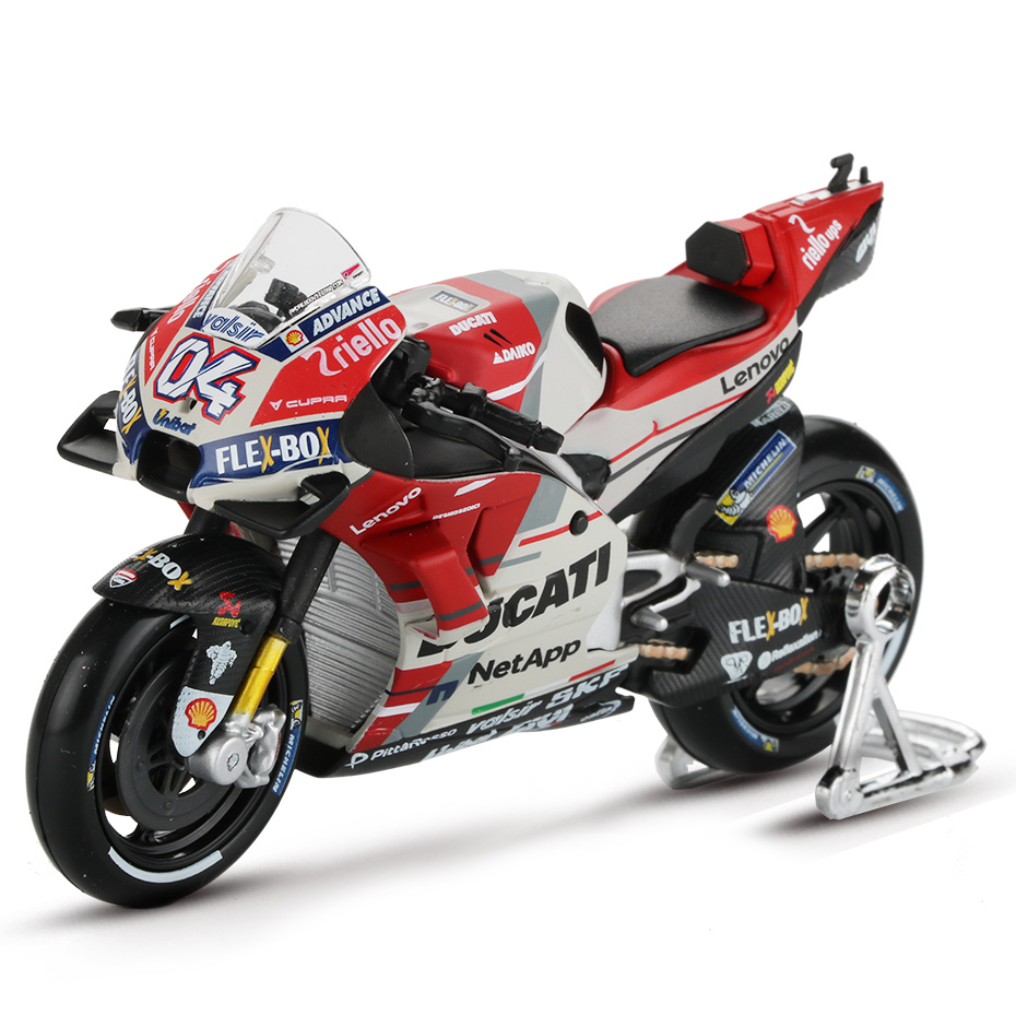 Moto GP Racing Motorcycle Toy Model Collection 2