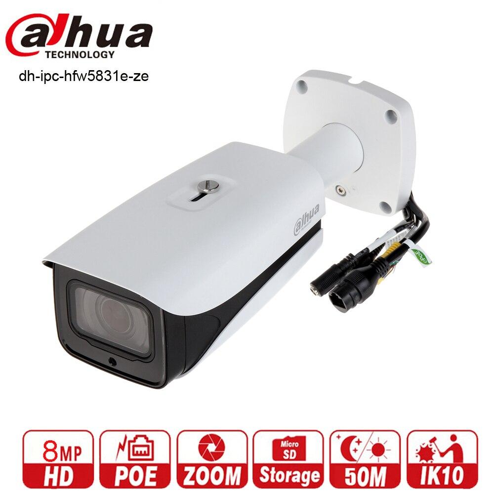 Сетевой видеорегистратор Dahua 12MP IP камера IPC-HFW81230E-ZE POE + 4,1 мм ~ 16,4 мм объектив с переменным фокусным расстоянием H.265 & H.264 ИК-светодиодов Длина 50m ...