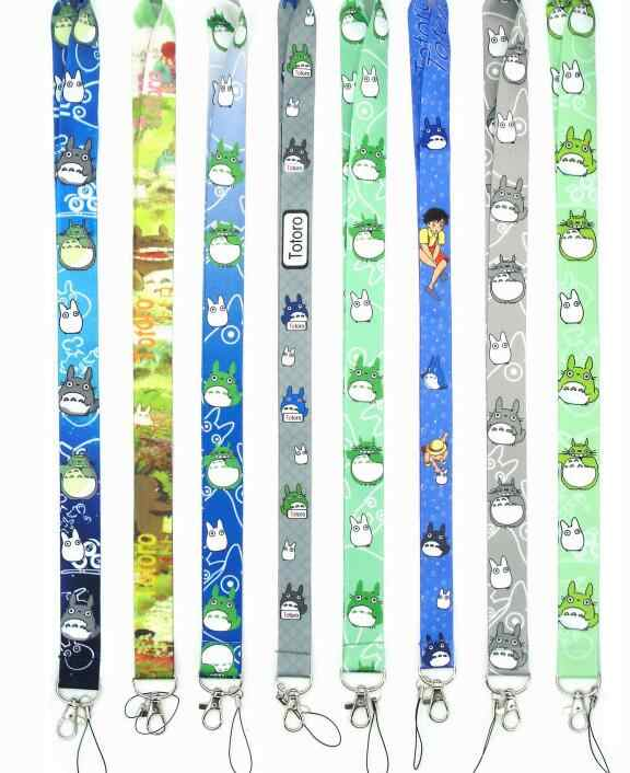 جديد عشوائي تصاميم مختلفة انمي ياباني الرقبة حزام اسهم شارة حامل حبل قلادة مفتاح سلسلة الملحقات