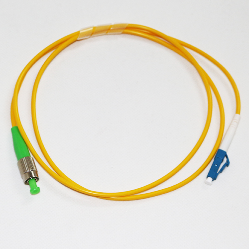 Blue housing Singlemode 3.0 mm 10 pieces LC Fiber Optic Connectors