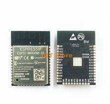 10 pces ESP32-WROOM-32 ESP-32 wifi + bluetooth 4.2 núcleo duplo cpu mcu baixa potência bluetooth baseado em esp32 chip 32 mbit flash padrão