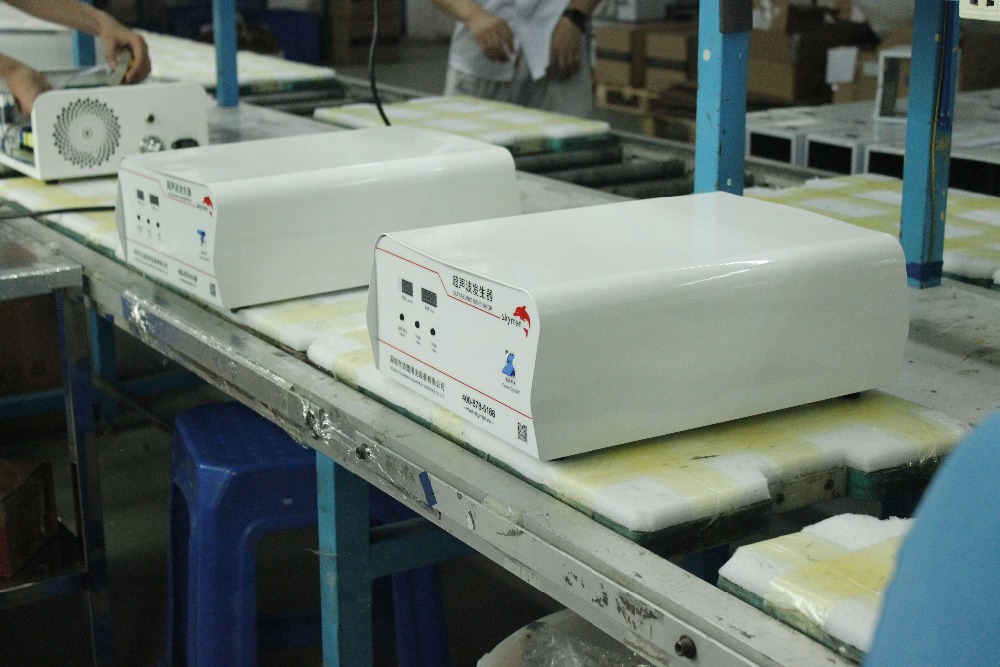 Ultrasonic Plastic Welding Machine With 35KHZ Frequency For Disposable And KN95 Masks 13