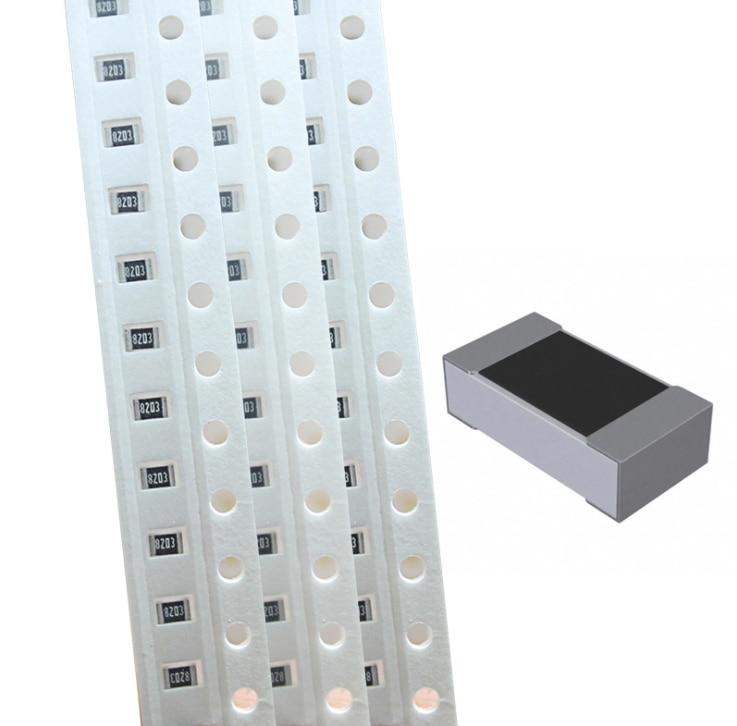 300PCS /lot 0805 1% SMD Chip Resistor  (2012)1/8W 1k~100K 1K 10K 100K 1K2 12K  1K5 15K  2K 20K  2K2 22K  2K7 27K  3K 30K