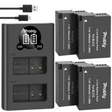 Аккумулятор или зарядное устройство DMW BLC12 DMW BLC12 BLC12E BLC12PP для Panasonic Lumix FZ1000 FZ200 G5 G6 G7 GX8 G85