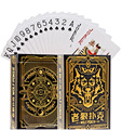 Werewolves Poker Card Hot Stamping Process Blue Core Paper Deck Of Cards Playing Cards Board Game Travel Games