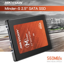 HIKVISION Internal Solid State Disk 120GB 960GB 480GB 2.5 Inch SATA 3.0 Internal SSD 3D NAND for Laptop