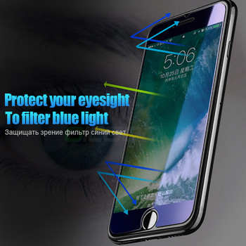 9H Anti-Burst Protective Glass On The For iPhone 5S SE 5 6s Tempered Screen Protector Glass For iPhone 5S SE 6 6s 7 8 Plus Glass 1