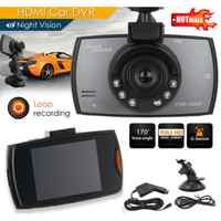 "Night Vision Auto Car Safety Consumer Camcorders 1080P 2.2"" Full HD DVR Vehicle Camera Dash Cam Video Recorder G-sensor"