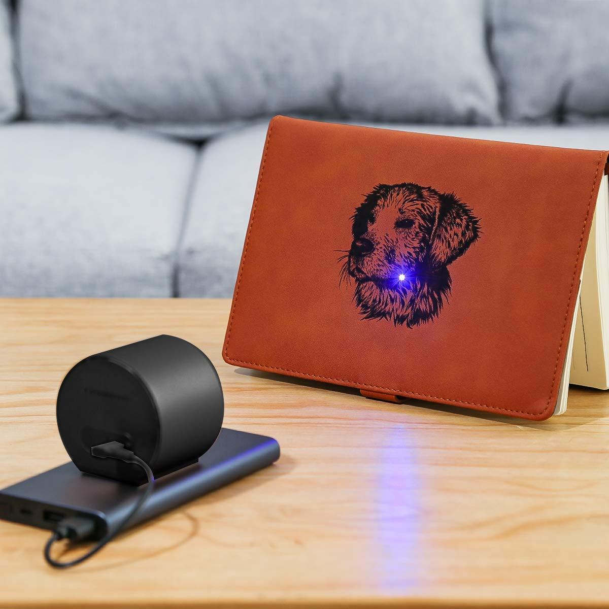 DIY Mini Handheld Suspension Full Laser Printing