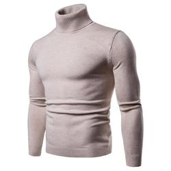 Winter Men's Pullover Sweater Casual Soft and Comfortable Pullover Sweater
