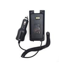 Orijinal TYT araba şarjı pil Eliminator TYT MD 390 MD 390G MD UV390 dijital telsiz DMR iki yönlü telsiz