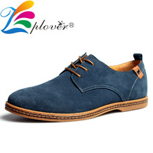 2015 New Fashion Summer Cool&Winter Warm Men Shoes Leather Mens Flats Low Casual For Oxford Plus Size